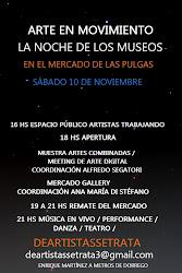 Noche de Museos año 2012