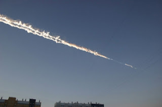 Meteor di Rusia