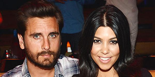 Kourtney Kardashian Tosses Out Scott Disick' Belongings From Their Home