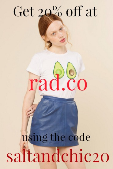 20% off at Rad