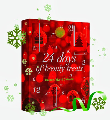 Boots Beauty Advent Calendar 2013 Review Contents