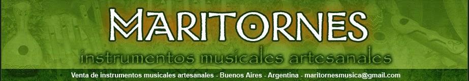 MARITORNES MUSICA - Venta de instrumentos musicales artesanales