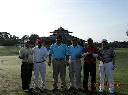Santiburi Golf Resort, Chiang Rai, Thailand