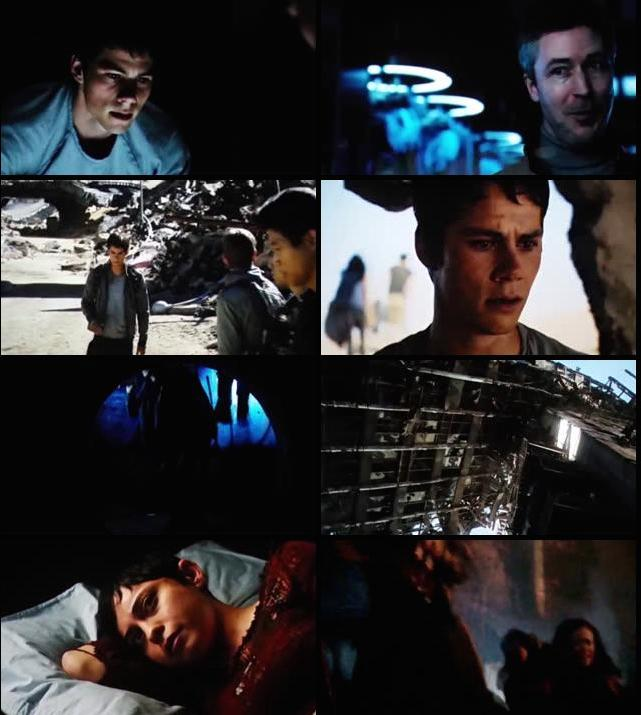 Maze Runner The Scorch Trials 2015 HDTS 480p