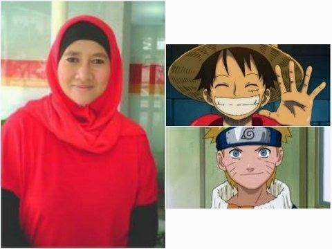 Hana Bahagiana, Pengisi Suara Naruto dan Monkey D Luffy