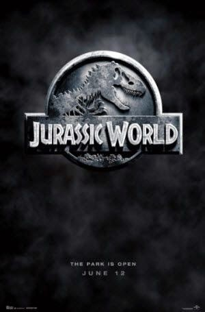 Jurassic World: Theatrical Poster