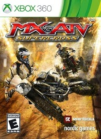 MX vs ATV Supercross XBOX360-COMPLEX