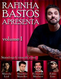 Filme Poster Rafinha Bastos Apresenta Vol.1 DVDRip XviD & RMVB Nacional