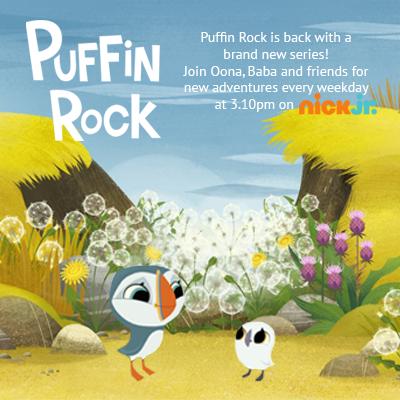 Puffin Rock!