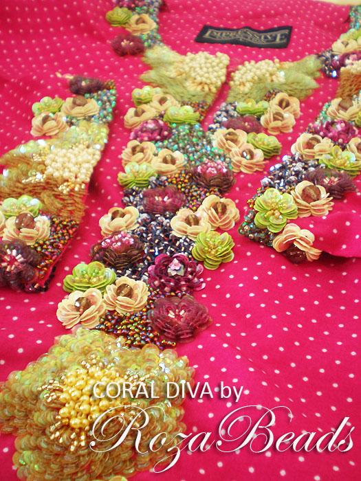 Coral Paradise Diva