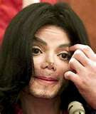 Michael Jackson bad plastic surgery