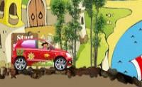 Dora Araba Sürme Oyunu