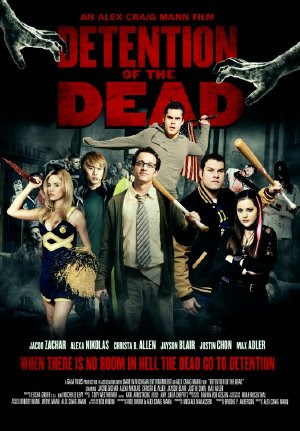 Trường Học Xác Sống - Detention of the Dead (2013) Vietsub