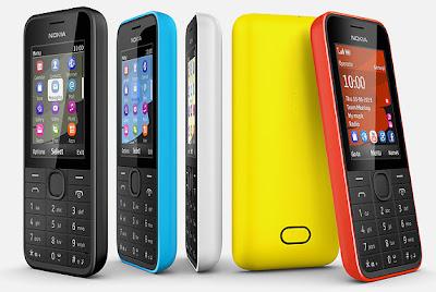 NOKIA 207 / NOKIA 208 / NOKIA 208 (DUAL SIM) FULL FEATURE PHONE SPECIFICATIONS