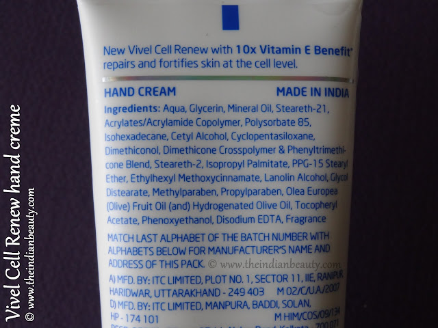 vivel cell renew hand creme (5)