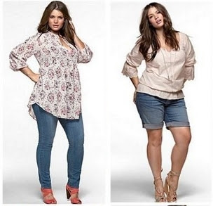 blusas de moda para gorditas sencillas y comodas