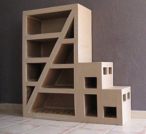 Blodias aledroth voici des images de meubles en carton - Meuble a chaussures en carton ...