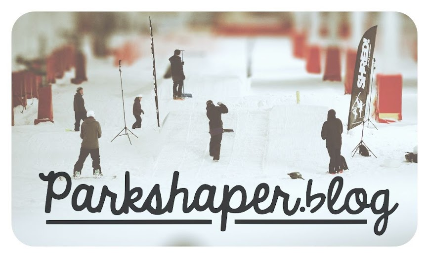 Welcome to Parkshaper.blog