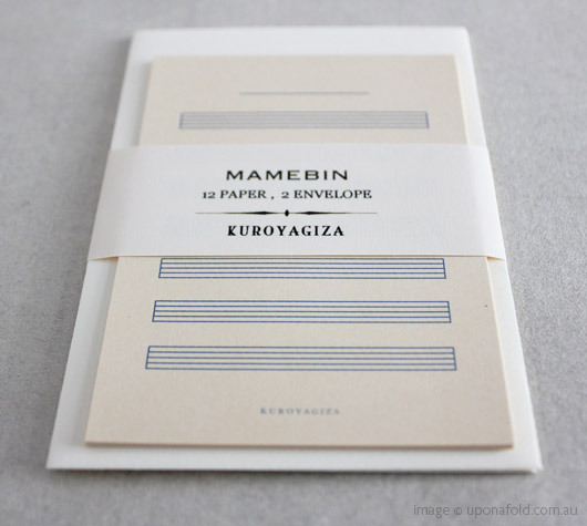 of paper and things paper fix letter envelope set With letter and envelope set