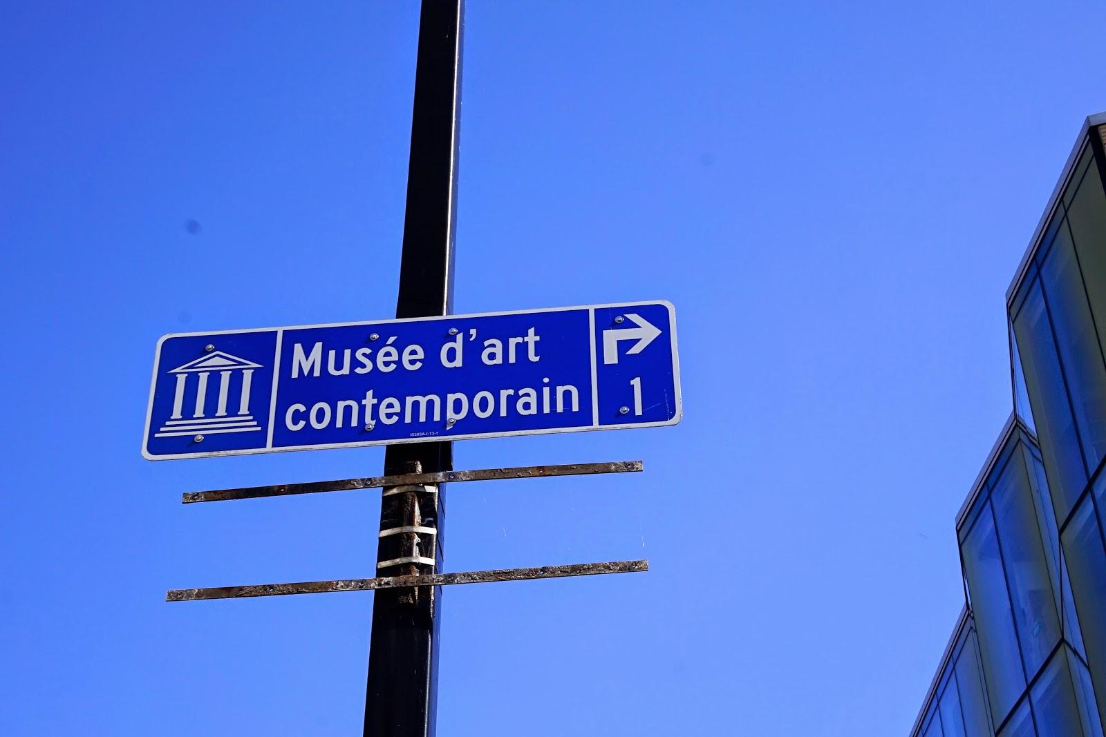 musee d'art contemporain