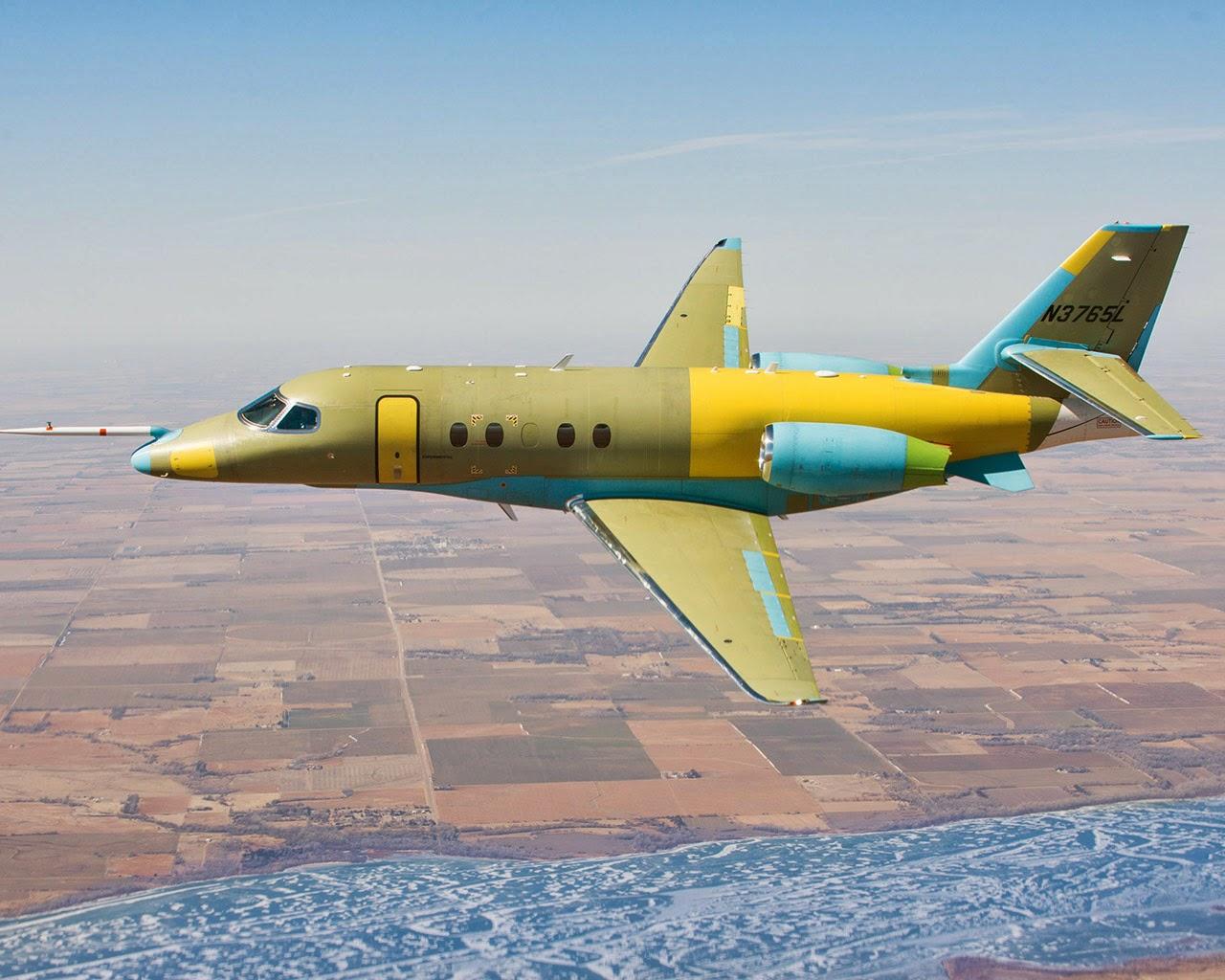 Press Release – Novo Jato Cessna Citation Latitude