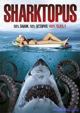 Cá Mập Lên Bờ - Sharktopus (2010)