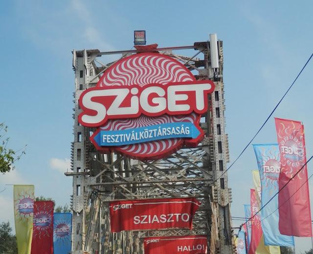 {Festival} Le Sziget
