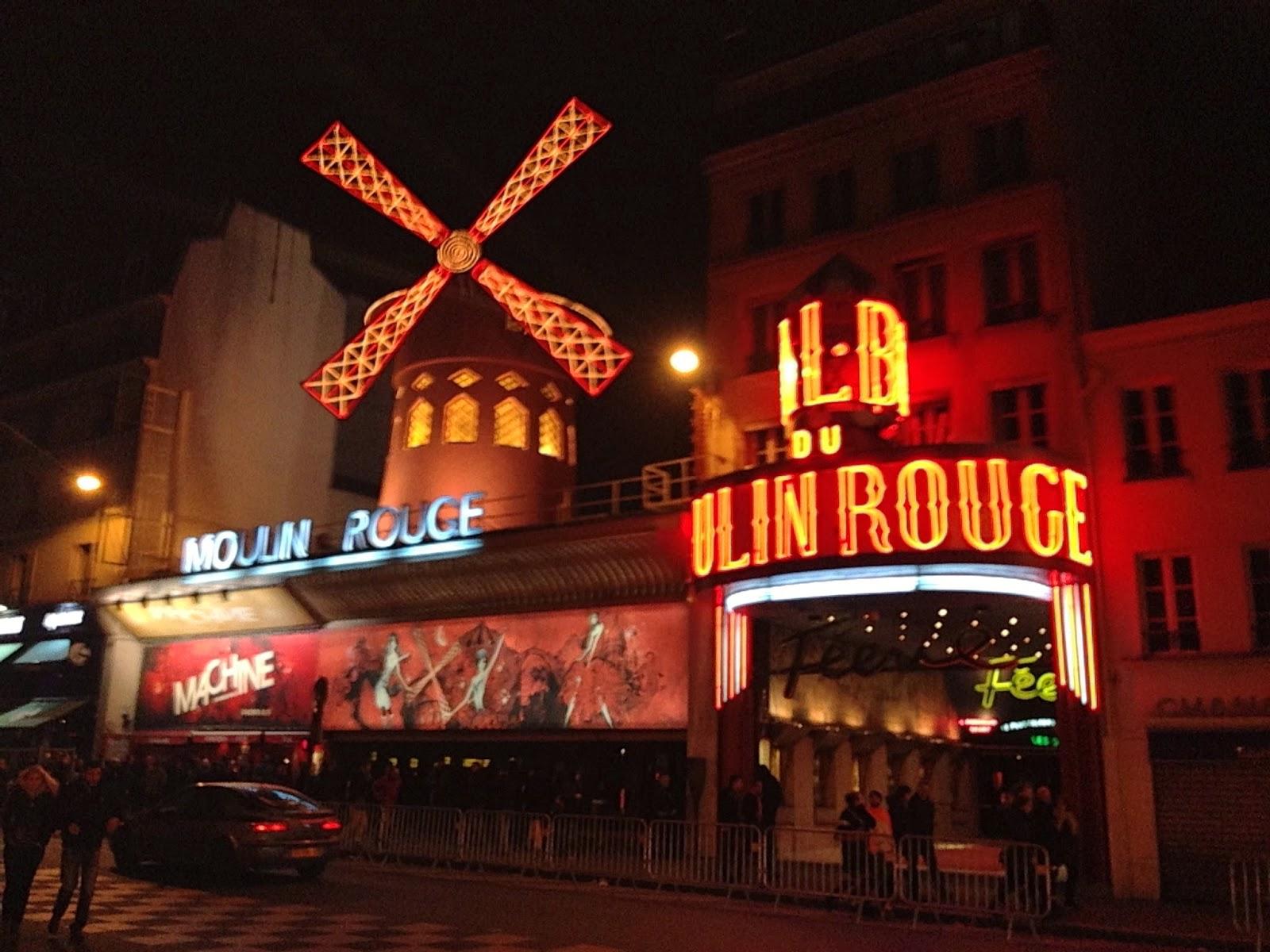 Baladas em Paris