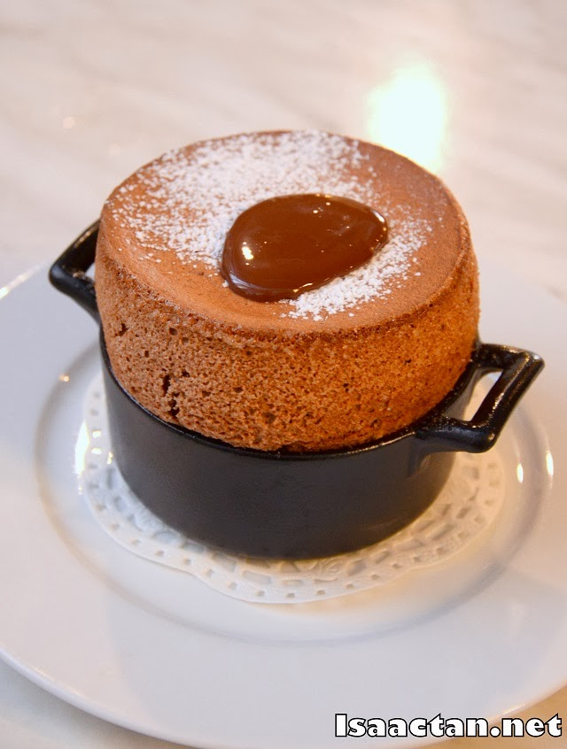 #9 Valrhona Chocolate Souffles - RM18.80