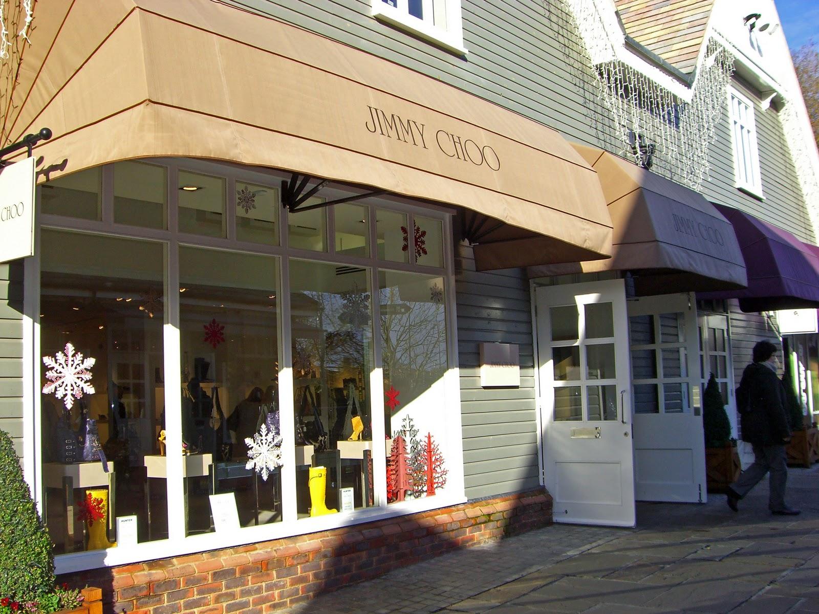 the ugg shop bicester village