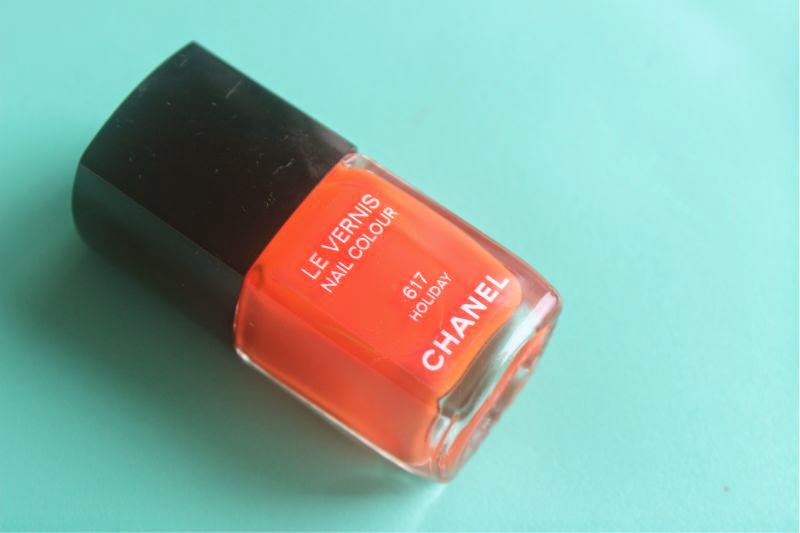 Chanel Holiday Les Vernis Nail Colour