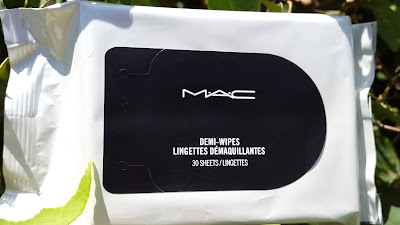M.A.C Demi-Wipes www.modenmakeup.com