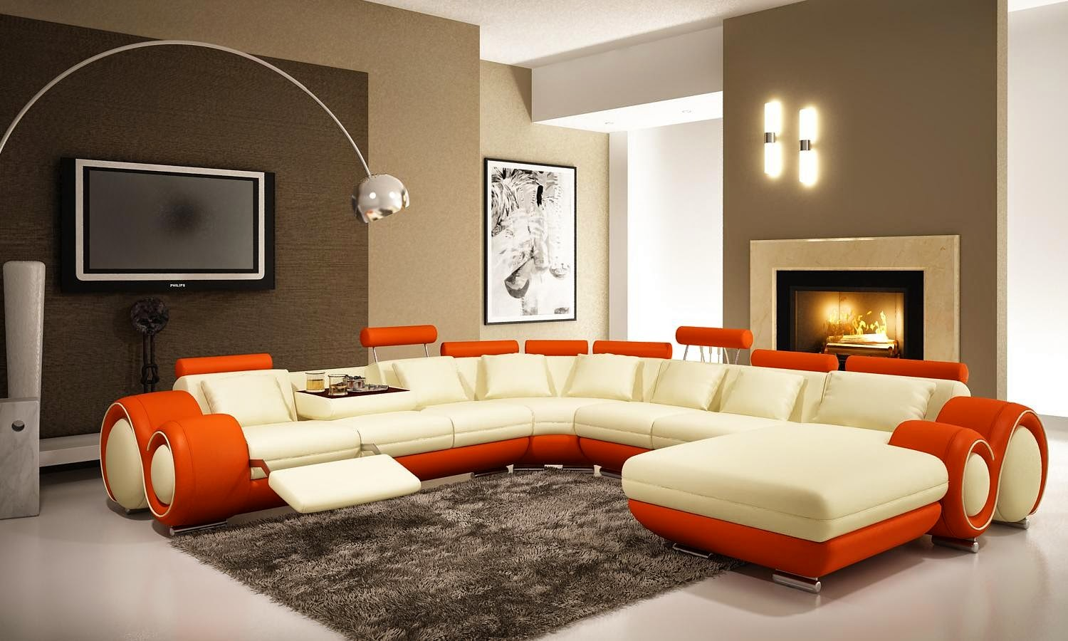 how to choose a color for the interior minimalist home - Home Improvement Design