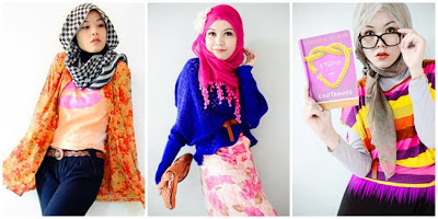 Moslem Hijab And Apparel - Tutorial Hijab dan MakeUp Praktis, Modis