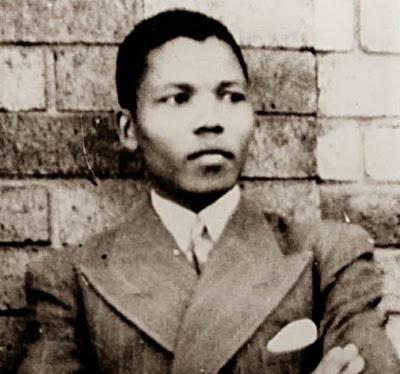 De la autobiografía de Nelson Mandela