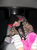 Way home from Disney on Ice