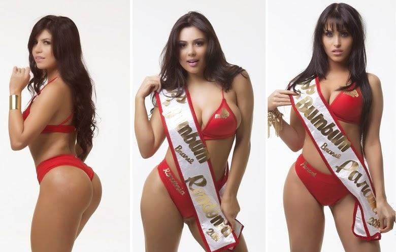 Haja popozão! Conheça as 27 candidatas ao Miss Bumbum 2014