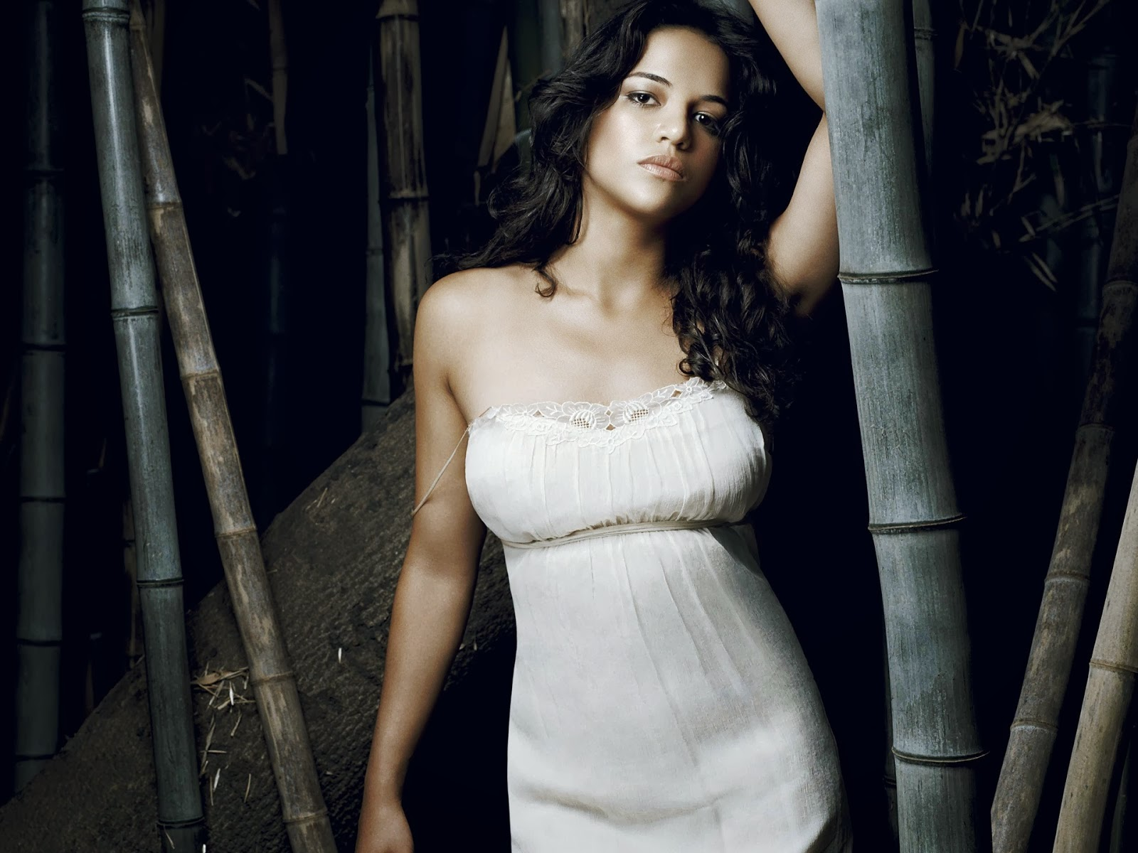 Michelle Rodriguez Giving Hot Pose 9