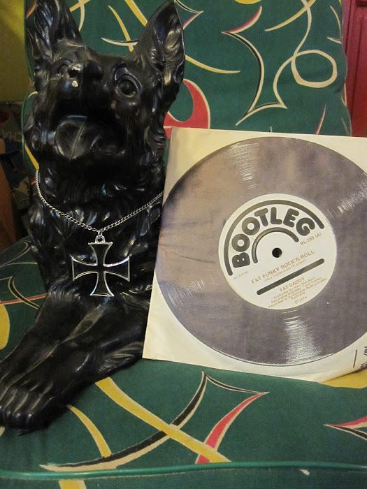 FAT DADDY Fat Funky Rock'n Roll Bootleg records / 1976 / AUSTRALIa