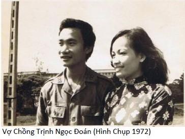 vợ chồng Trịnh Ngọc Đoán