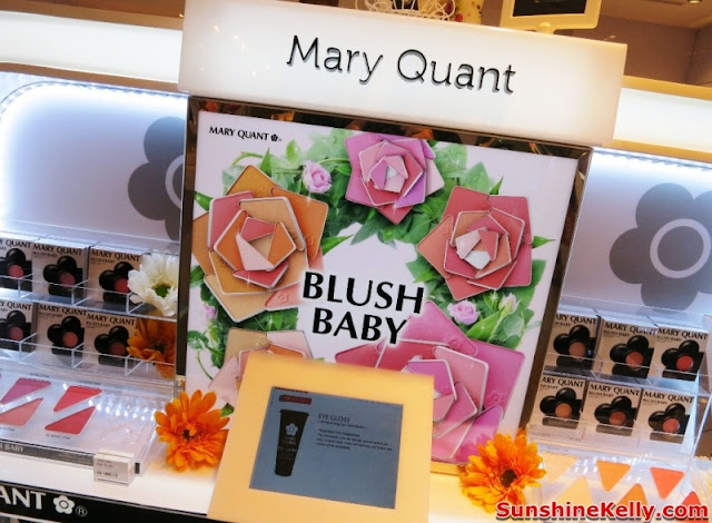 Mary Quant, MUSE by Watson, makeup, beauty, skincare, cosmetics, blush baby, blusher