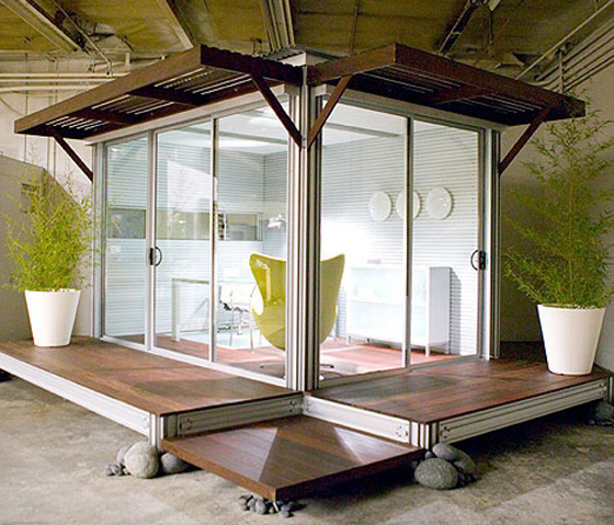 Below Are Some Amazing Backyard Home Offices I Found From Around The Web.  They Are All So Unique And Peaceful, I Would Find It Hard To Pick Just One.