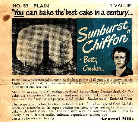 Sejarah Asal Usul Mula Chiffon Cake