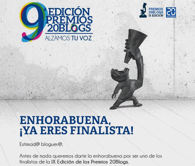 premios 20 blog 20 minutos
