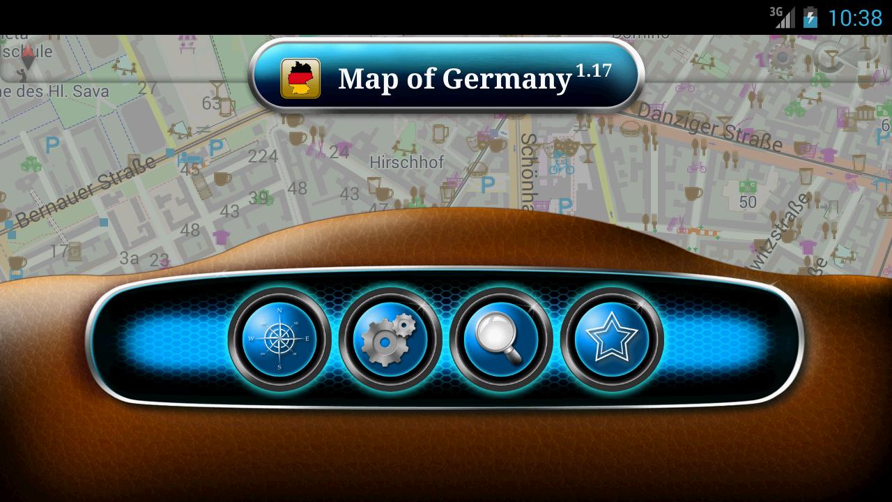 Atualização Mapas GPS Alemanha