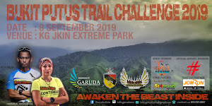 Bukit Putus Trail Challenge 2019 - 8 September 2019