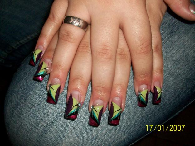 Genesis nails u as de resina - Las mejores unas ...