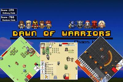 Dawn of Warriors v1.1.0 Mod Apk (Mega Mod) 1