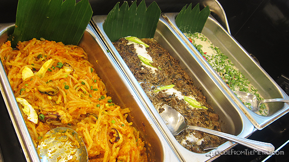 Foodie from the Metro - DADS Saisaki Kamayan Filipino Cuisine