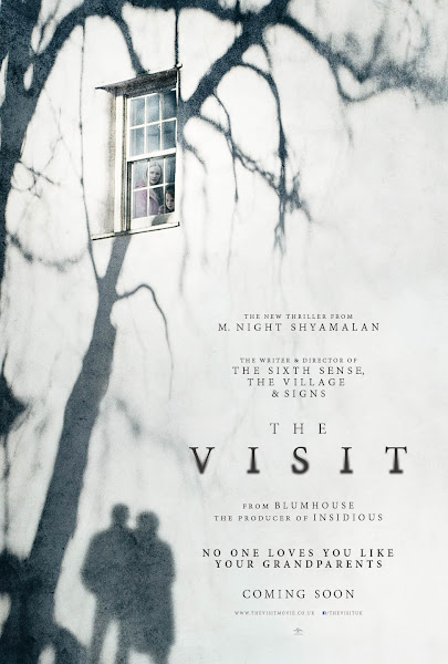 Poster Of The Visit 2015 720p Hindi BRRip Dual Audio Full Movie Download